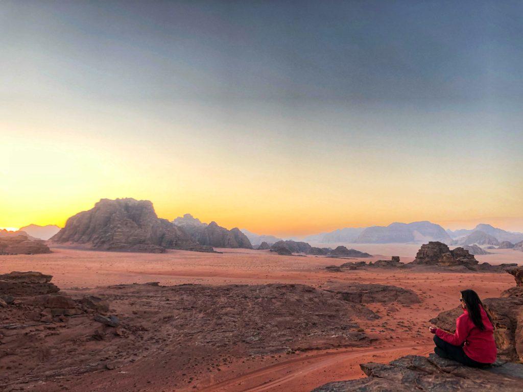 Desert Wadi Rum