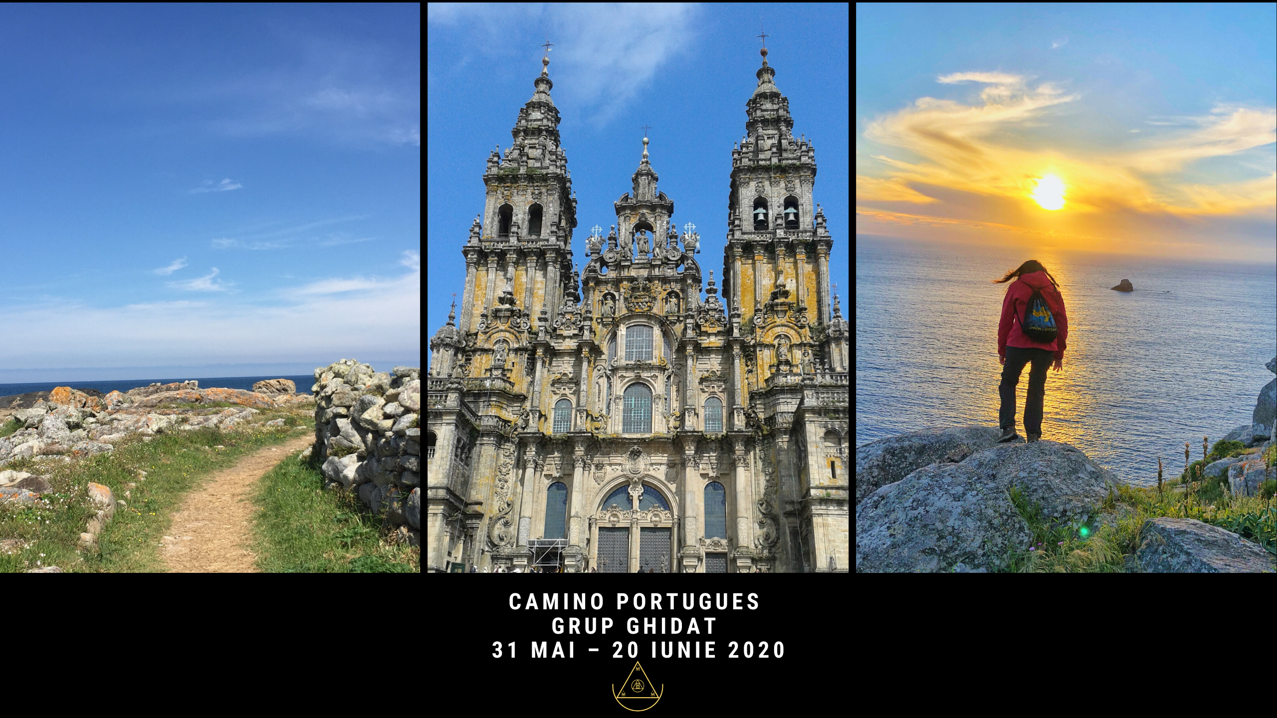 Camino Portugues Grup Ghidat 2020